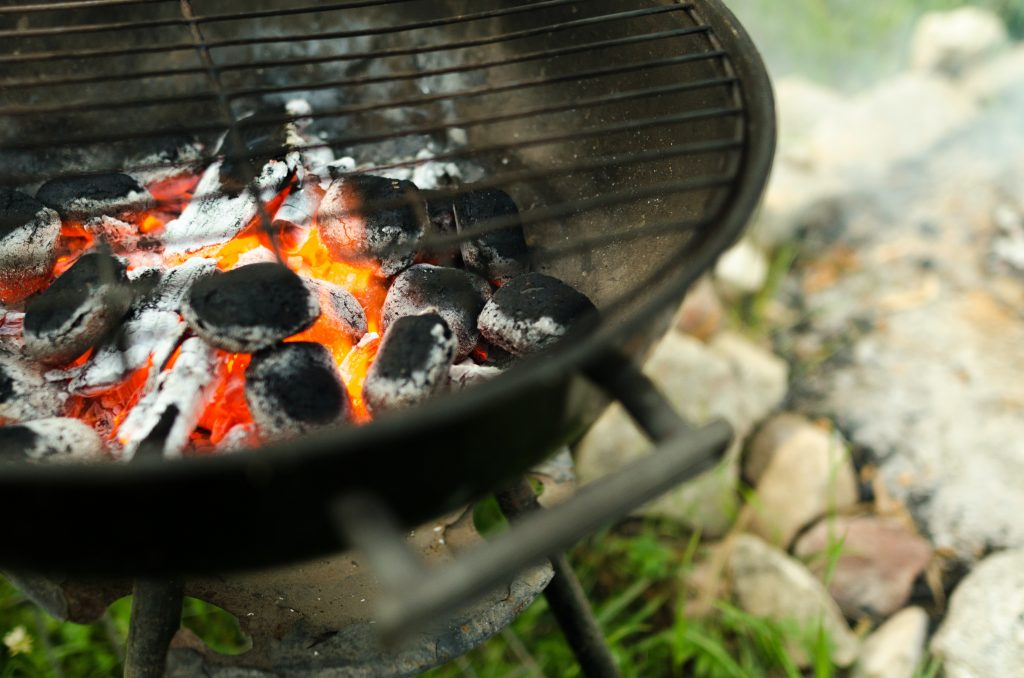 LIFE BY THE GRILL ENTRY #1